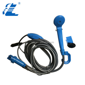 12v Dc Portable Automobile Shower Set Car Plug Camping Shower Set ...