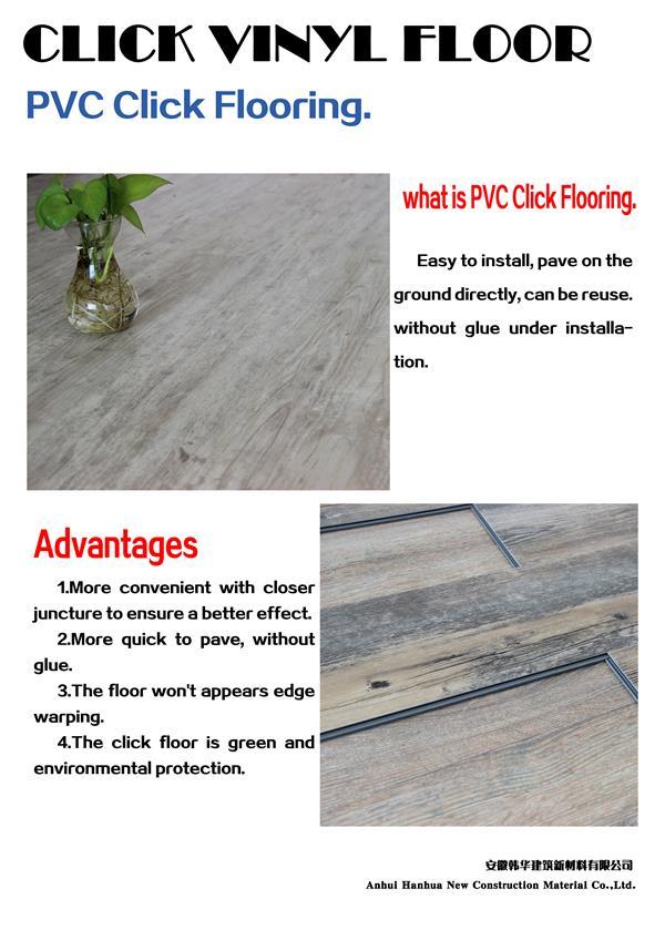 2mm3mm4mm5mm Thickness Carpet Grain Series Skid Resistance Pvc