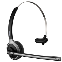 Mpow wireless bluetooth headset mit Noise Reduction Mic für TV, Handys, Call-Center, Büro