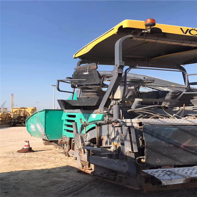 Original Used Paver Vogele super 2100 super 2500 1800 Model Original Germany made Vogele paver 1800 2100 2500