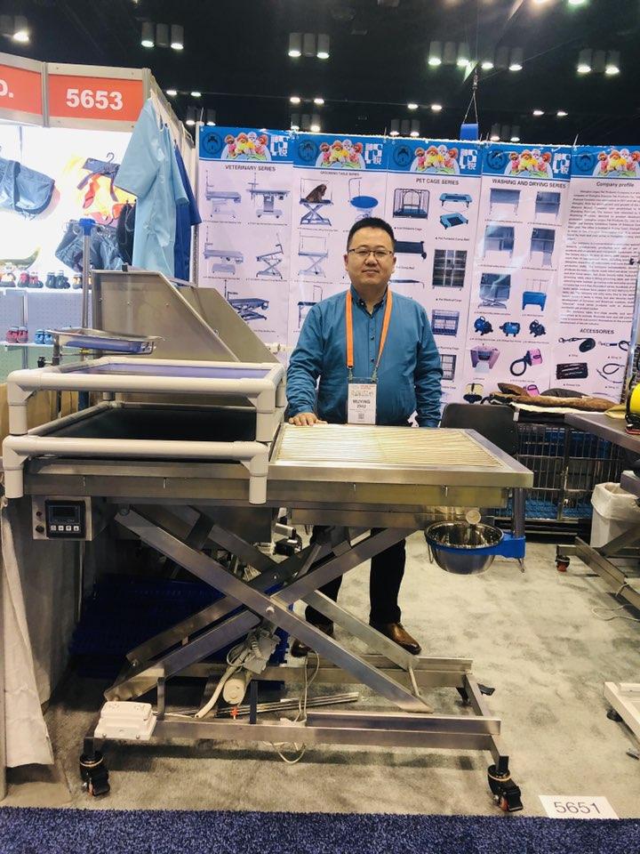 Lingyu best raised dog bed company for pet hospital-27