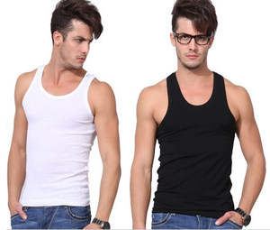 c1b028aa China Unisex Plain Tank Top, China Unisex Plain Tank Top Manufacturers and  Suppliers on Alibaba.com