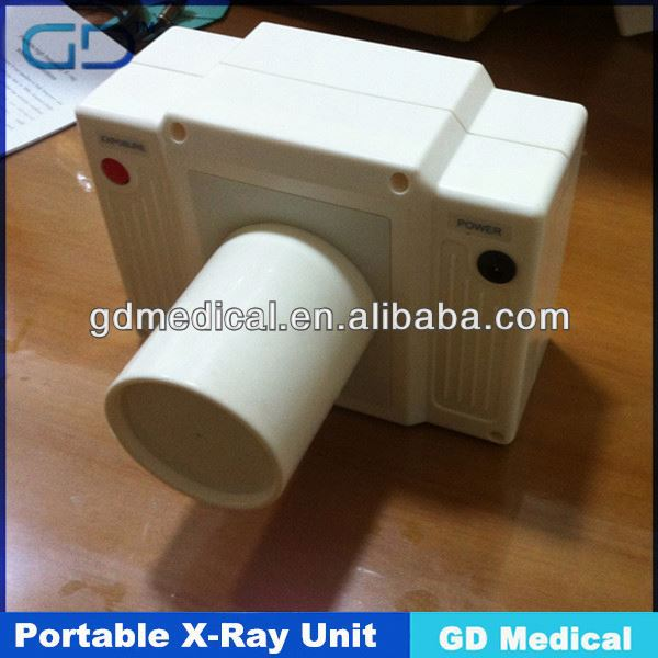 GD Medical High Frequence Good Quality wall mounted dental x-ray unit