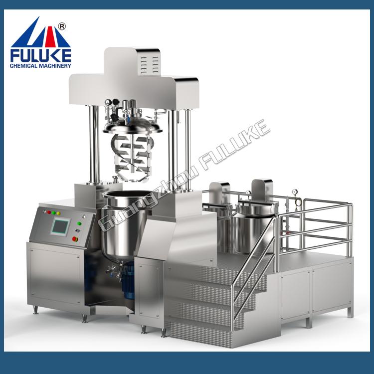 emulsifying machine