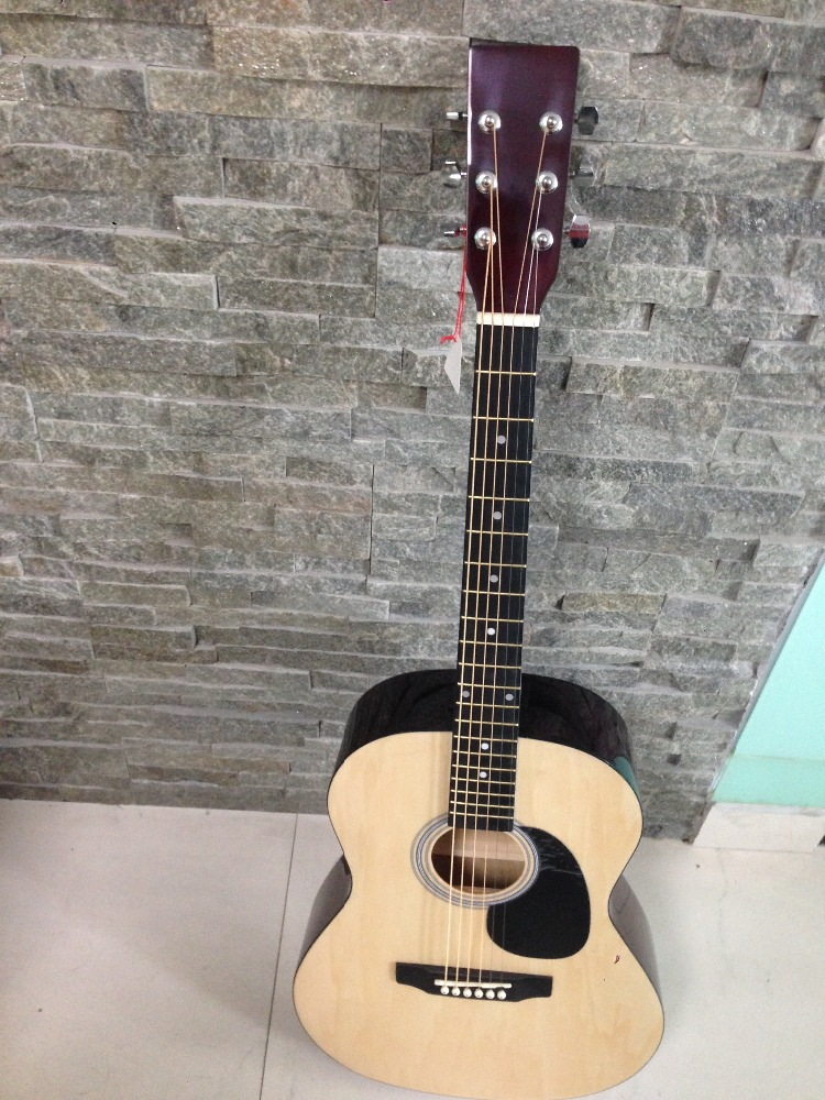 Cheap 39 inch cheap acoustic electric guitar, global acoustic guitar