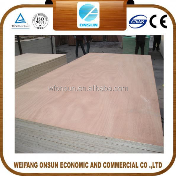 wholesale good quality 11 ply 18mm concret form plywood for sale