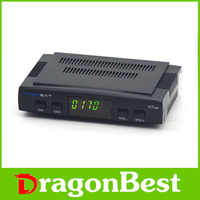 Best selling Freesat V7 HD DVB-S2 32MB 512MB full hd 1080 tv box With Long-term Service DVB-S2 satellite receiver