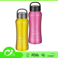 20 OZ wholesale FDA LFGB cute food safety SS 5 gallon water bottle stand