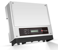 GW1000-NS grid tied solar power inverter Single Phase 1kw for home use 220V 50/60Hz WIFI RS485 solar power inverter