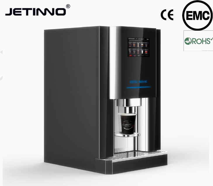 IN6C Table Top Instant Coffee Vending Machine for HoReCa Market