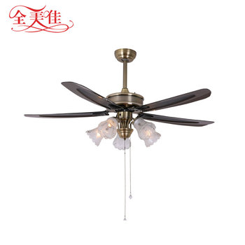 Ceiling Fan Malaysia Living Room Decorative 5 Bulb Light Hunter With Remote Control