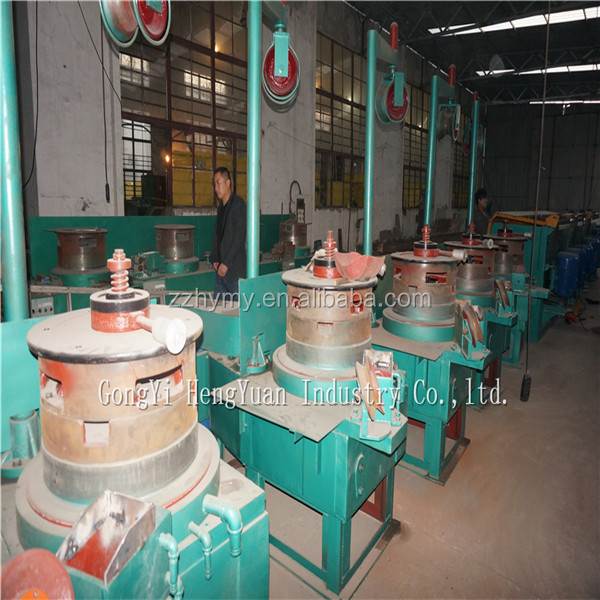 Gold supplier metal wire drawing machine