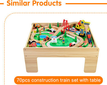 Children Toys Play Table Wooden Toy Train Set Table  sc 1 st  Alibaba & Children Toys Play Table Wooden Toy Train Set Table - Buy Train ...