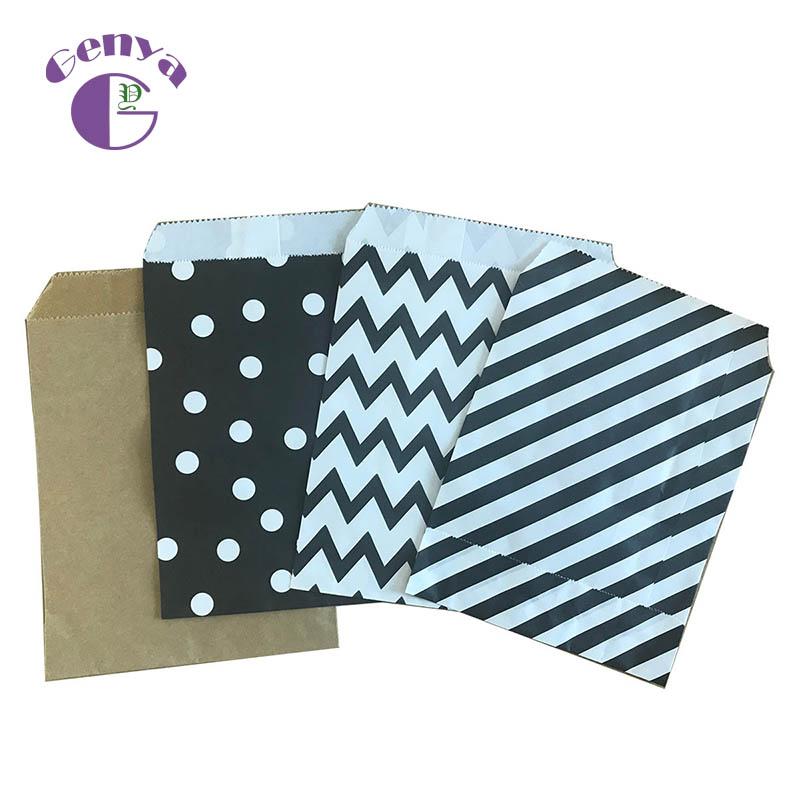 6dbeabe9e Pan galletas de caramelo bolsa de papel de Kraft de embalaje de alimentos bolsa  de almacenamiento