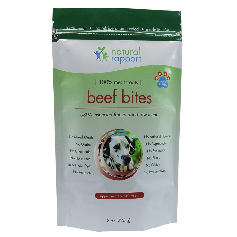 31f17cc1f3 Get Quotations · Natural Rapport Dog Treats - Treats   Chews for Small and Large  Dogs
