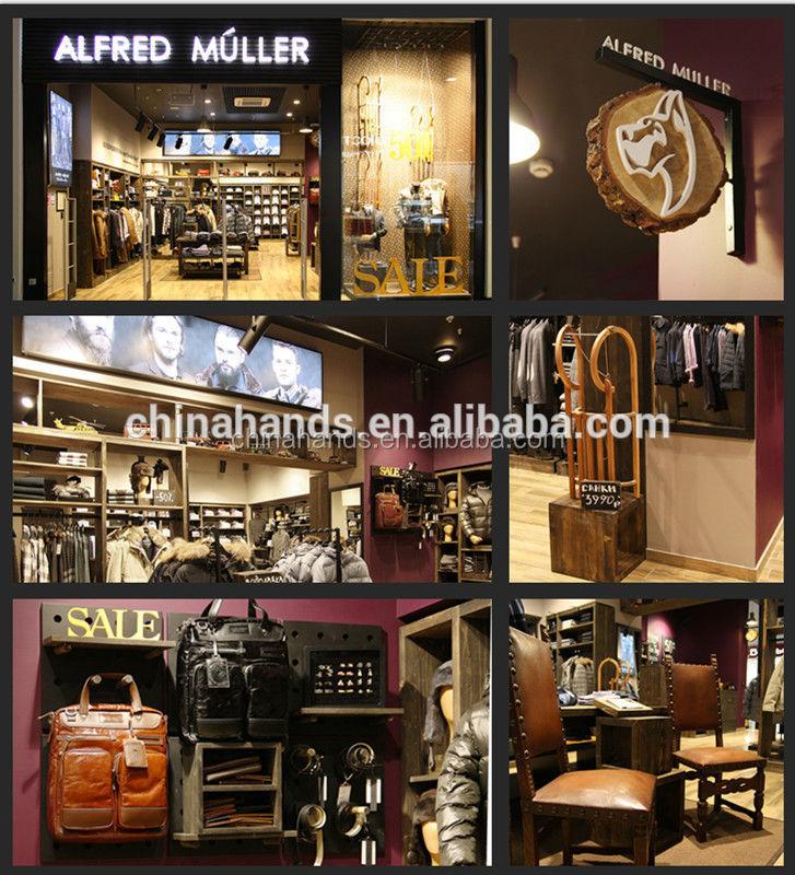 Famous Brand Garment Shop Interior Design, View clothing shop ...