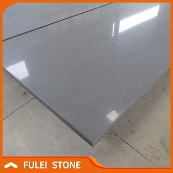 Cheap Artificial Light Grey Venus Quartz Countertops For