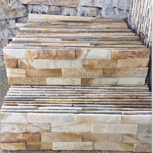 Slate culture stone,exterior wall cladding,decorative stone wall panels on promotion