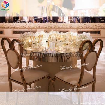 Luxus Königlichen Thron Drachen Klapp Buffet Tische