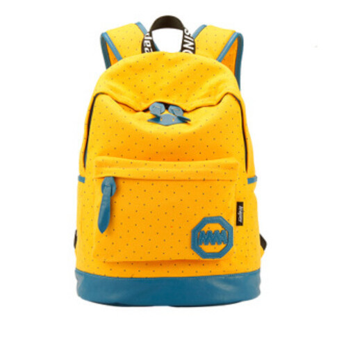 Buy backpack shop online cartable schooltas ergonomic school bags for  teenagers blue yellow orthopedic polka dot backpacks for girls in Cheap  Price on ... 7aba400f70bcd