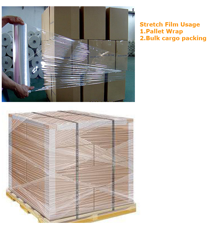 Super Clear Pvc Film Stretch Preis Ldpe Film