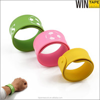 sport silicone stretch custom personalized fancy rubber bangles