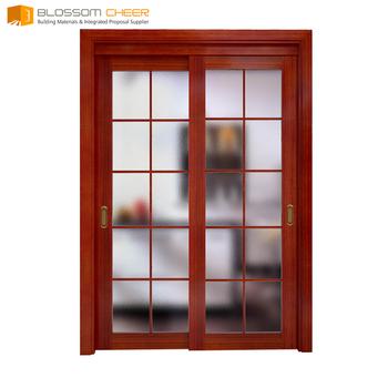Kundenspezifische Holzverkaufsflügeltüren Und Fenster Zum Verkauf