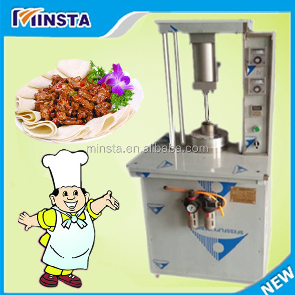 Chinese Gold Supplier Ce Chapati Machine Automatic Roti Press ...