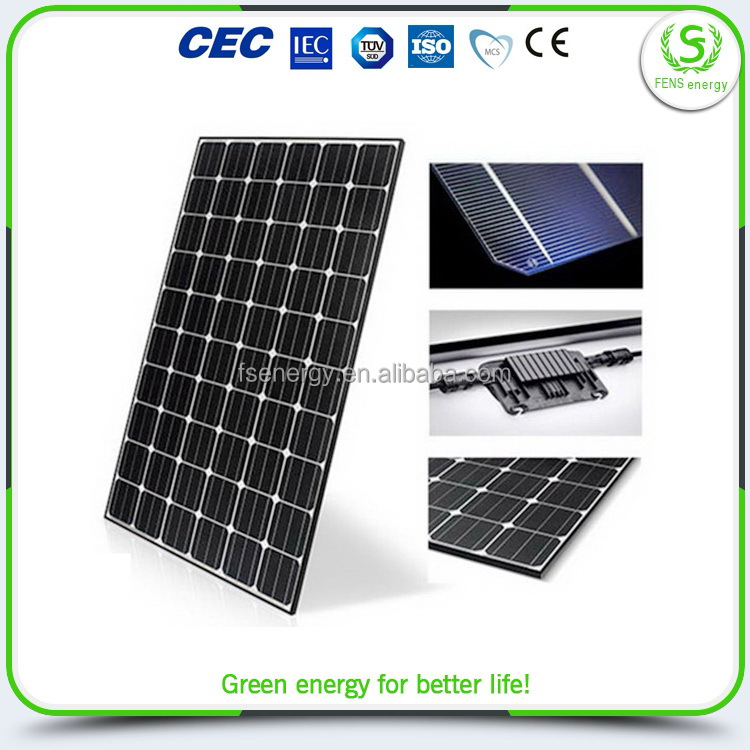 Alibaba china fast delivery solar panel 250w snow