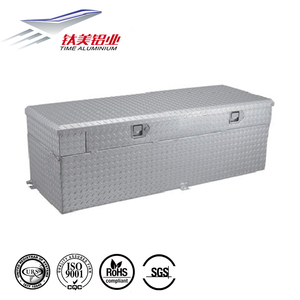 Factory customized OEM Aluminum CNC Innerside Truck Box Chest box Chevrolet Mazda Under body ford f150 quality assurance