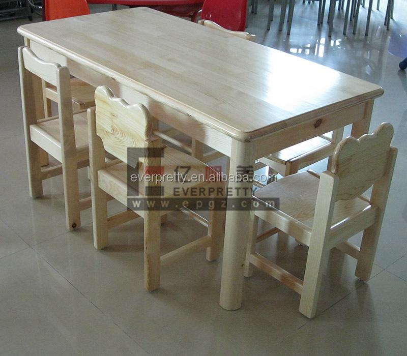 Tavoli E Sedie Per Bambini Usati.Usato Bambini Tavolo E Sedie Ragazzi Tavolo In Legno E Sedie Mobili