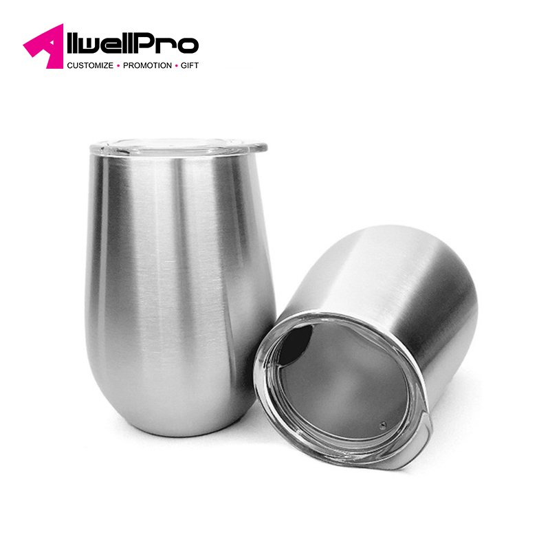 2018 New design fashion best selling Solid color Stainless steel double wall Custom Logo coffee mug round water cup with straw