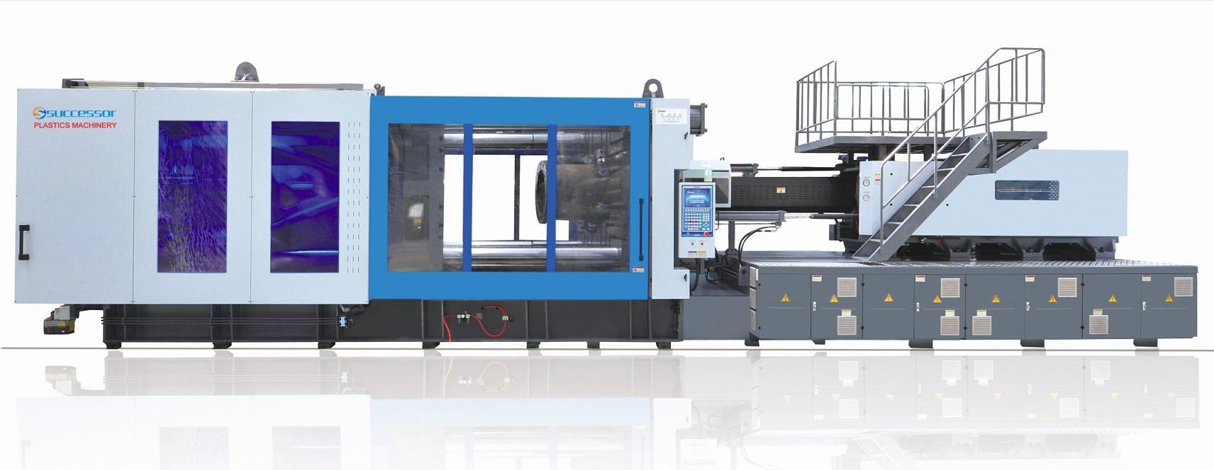 1050Ton 10500KN Servo Energy-Saving Plastic <a href=/ target='_blank'>Injection Moulding Machine</a>