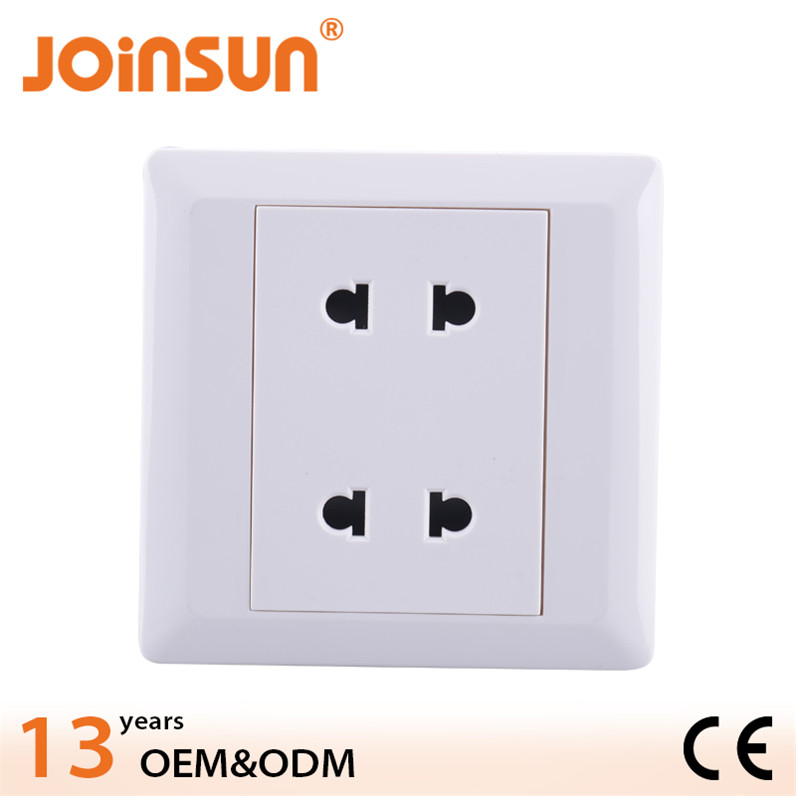 Good at China CE double 2-feet power usa socket timer