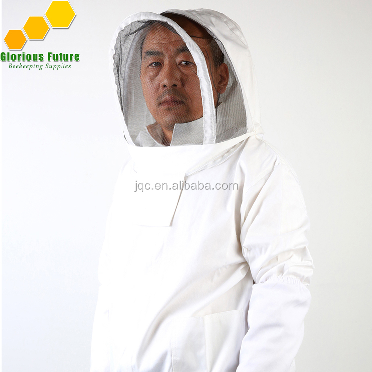 Good design cotton bee protection clothing Beekeeping jacket Beekeeper suit for sale