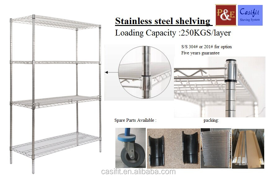 Stainless Steel Wire Mesh Shelves, Stainless Steel Wire Mesh Shelves ...