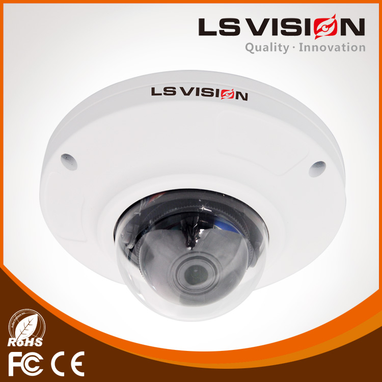 LS VISION cctv camera for security camera monitors dual cameras kids tablet