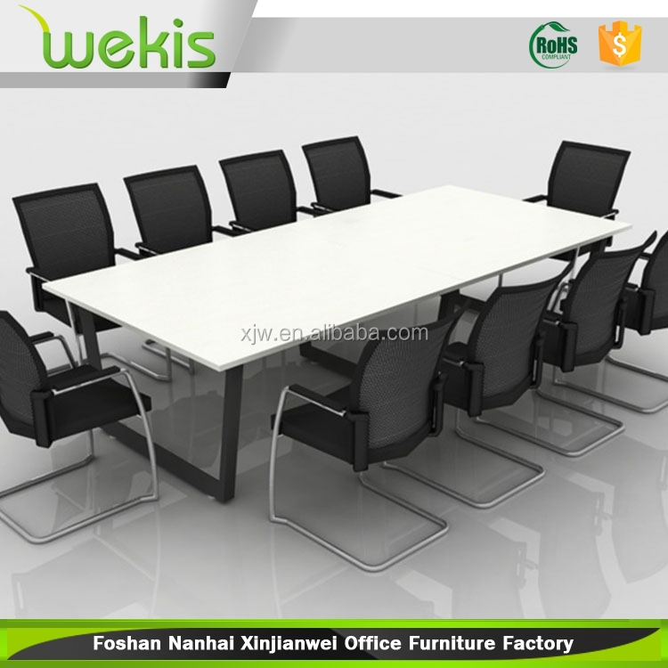 Anti-scratch Melamine Board Meeting Conference Table