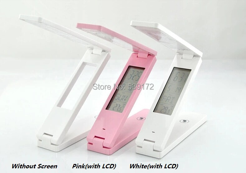 Battery Table Lamp LED Desk Lamp Free Shipping Reading Lights For Beds,  Rechargeable Led Lamp