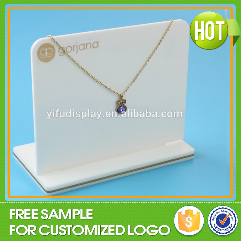 Acrylic Necklace Display Stand,Necklace Holder Wholesale