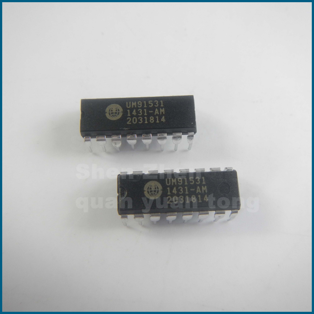 Ic Integrated Circuit Um91531 New 91531 Buy Um91531ic Product On