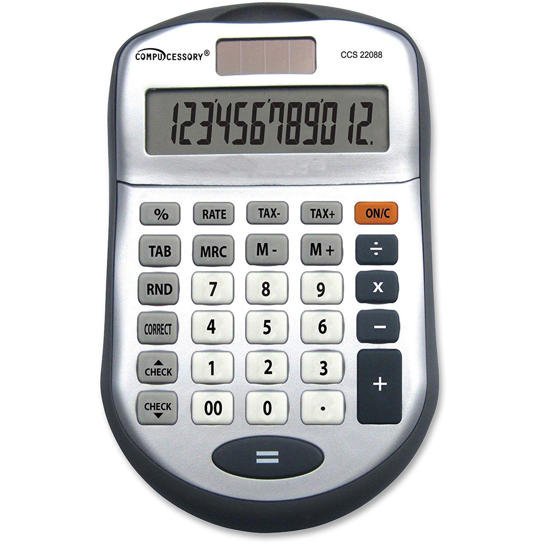 Get Quotations · CCS22088 - Compucessory Simple Calculator