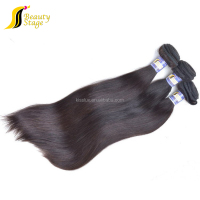 Grade 5A 100% unprocessed human virgin remy brazilian hair body weave natural healthy ends