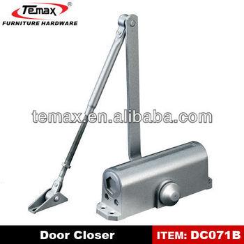 Sliding Door Mechanism With Slow Close