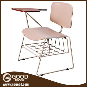 Fine Sketching Chair Endurable Train Chair Classroom Study Chair