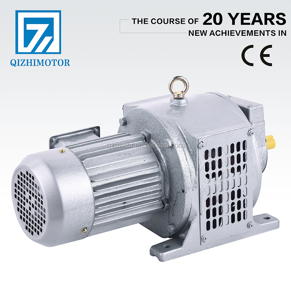 3hp 3phase yct series electromagnetic adjustable speed governing ac asynchronous electric motors