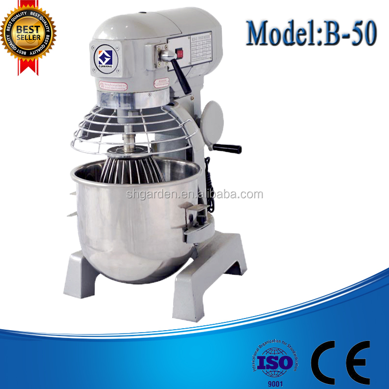 commercial planetary mixer, dough kneading, cream mixing machine