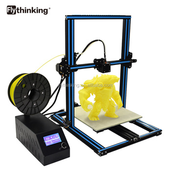 2017 hot selling Prusa I3 3d Printer Machine 3d Printer With Lcd Screen
