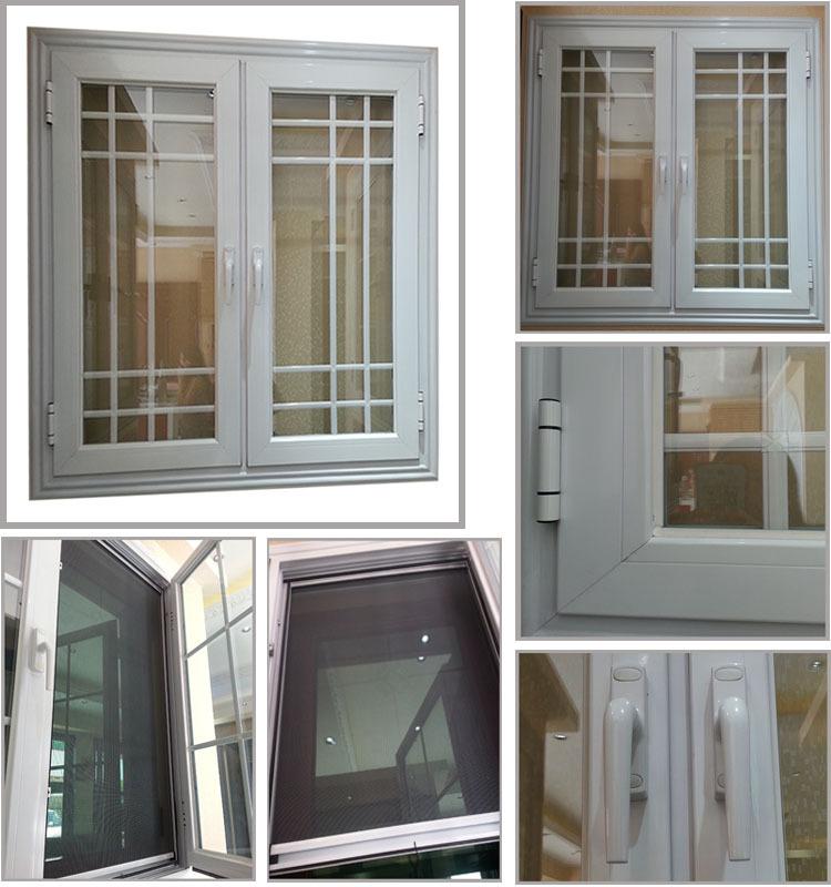 Alluminio moderna porta finestra griglia disegno a prezzo for Porta finestra alluminio prezzo
