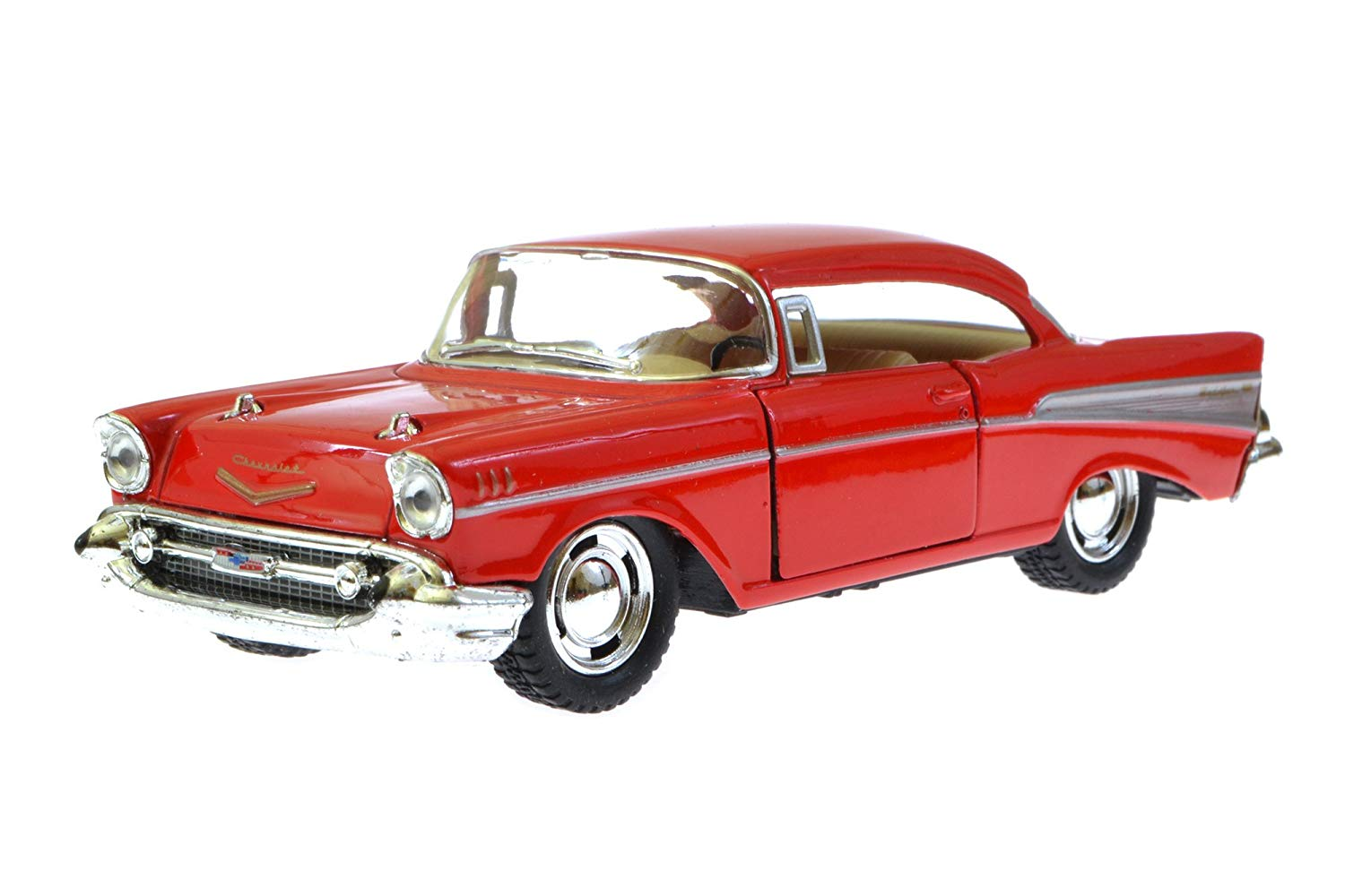 Cheap Bel Air Chevy Find Deals On Line At Alibabacom 1962 Wiring Diagram Manual Reprint Impala Ss Biscayne Get Quotations 1957 Red Kinsmart 5313d 1 40 Scale Diecast Model